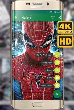 Spiderman Wallpapers HD 4K screenshot 3