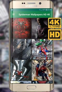 Spiderman Wallpapers HD 4K screenshot 1