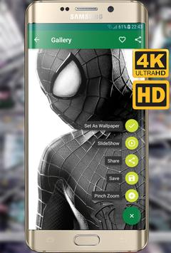 Spiderman Wallpapers HD 4K screenshot 2