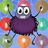 Spider Bubble Shooter icon