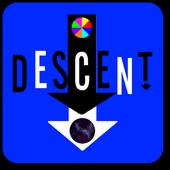 Descent icon