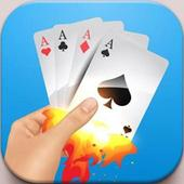 Solitaire fever icon