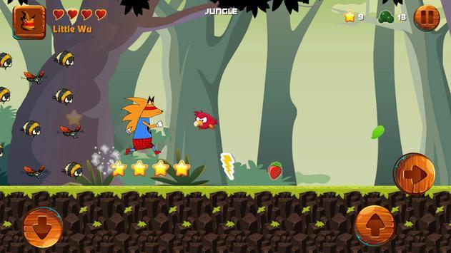 Spider Fox Fast Man - Jumping Platform Games screenshot 4