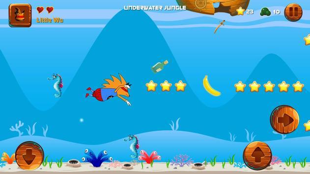 Spider Fox Fast Man - Jumping Platform Games screenshot 1