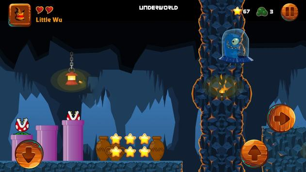 Spider Fox Fast Man - Jumping Platform Games screenshot 3