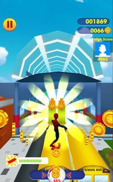 Subway Spider Avenger: Spider Hero, Spiderman Game screenshot 5
