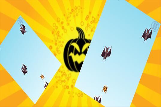 Spider Halloween Jump apk screenshot