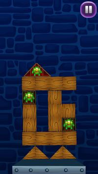 Monster Block Trap Puzzle poster