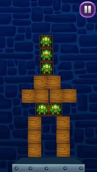 Monster Block Trap Puzzle screenshot 2