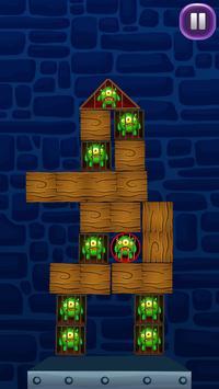 Monster Block Trap Puzzle screenshot 4