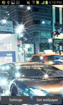 Car Live wallpaper screenshot 1