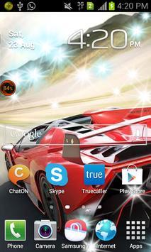 Car Live wallpaper screenshot 4