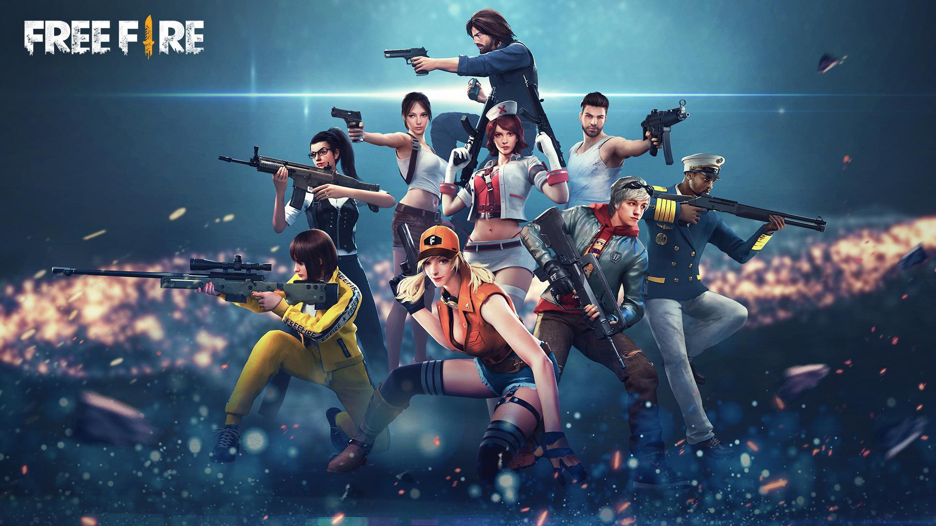 Free Fire HD Wallpaper for Android - APK Download