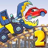 Car Eats Car 2 - Racing Game icon