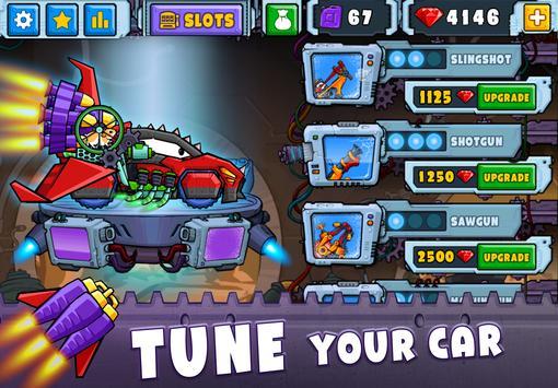 Car Eats Car 2 - Racing Game poster