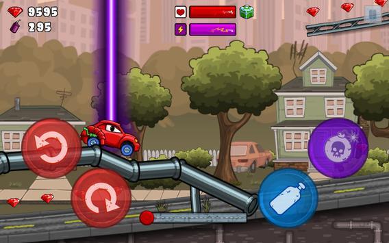 Car Eats Car 2 - Racing Game screenshot 11