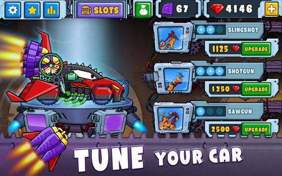 Car Eats Car 2 - Racing Game screenshot 12