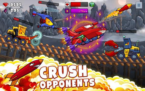 Car Eats Car 2 - Racing Game apk screenshot
