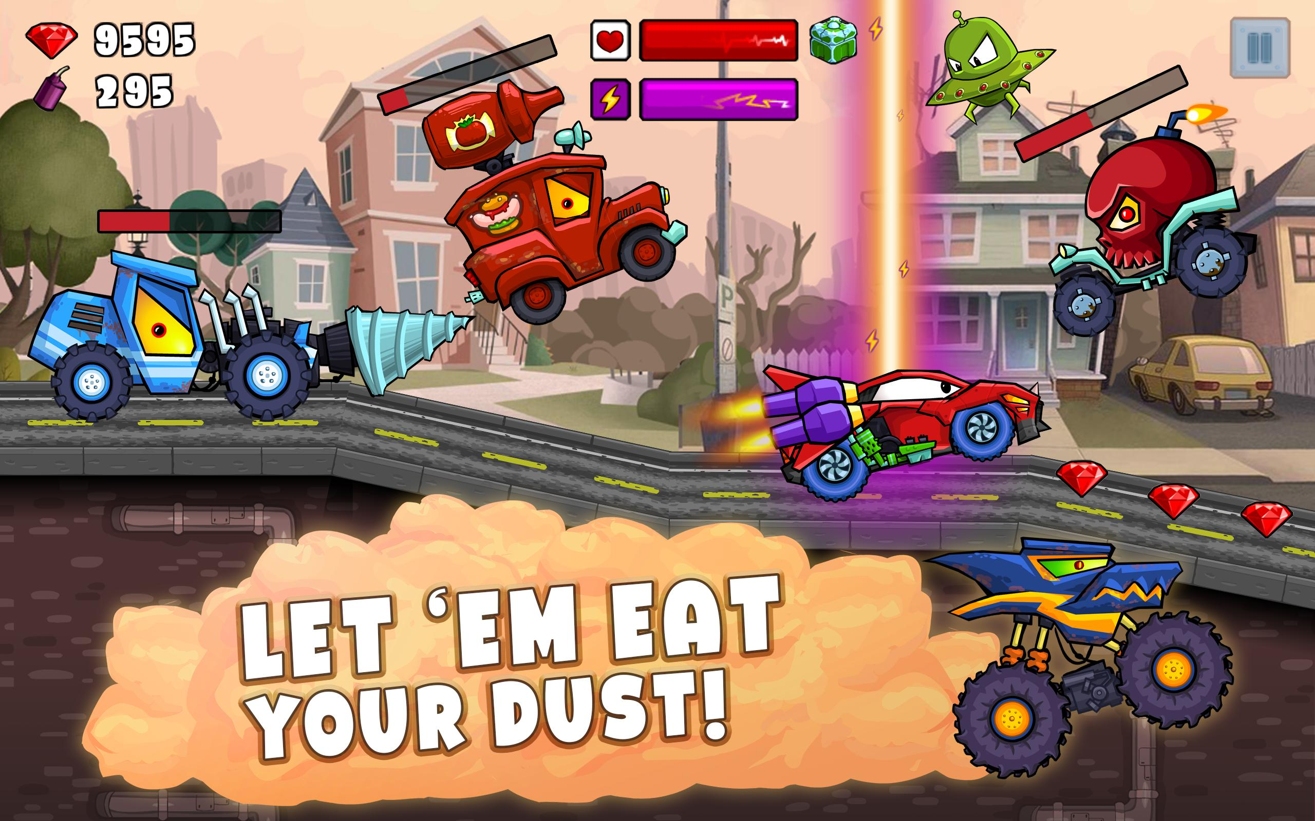 car eats car game free download