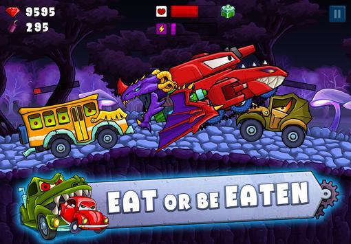 Car Eats Car 2 - Racing Game screenshot 4