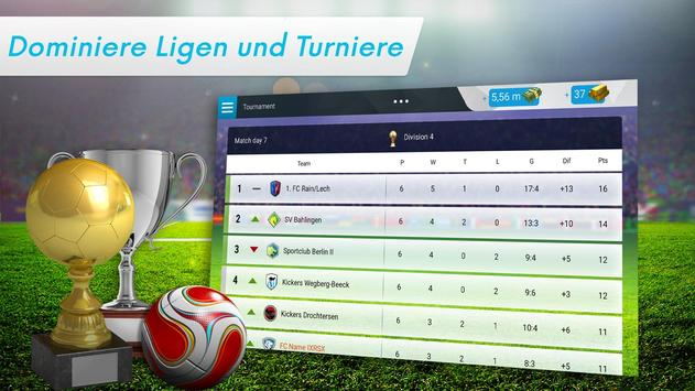 Top League Manager By Kicker For Android Apk Download