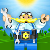 Toy Rescue Story - a 2D puzzle icon