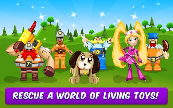 Toy Rescue Story - a 2D puzzle apk screenshot