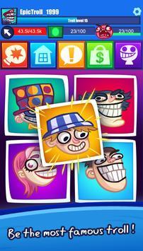 Troll Face Clicker Quest imagem de tela 4