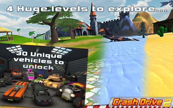 Crash Drive 2 screenshot 5