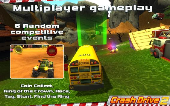 Crash Drive 2 screenshot 6