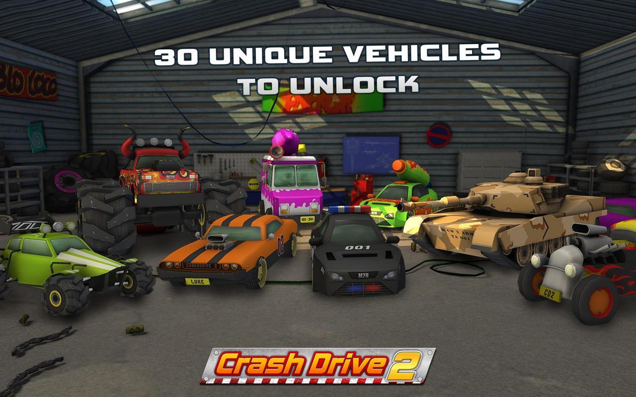 Crash Drive 2: 3D racing cars APK Download - Free Racing GAME for ...