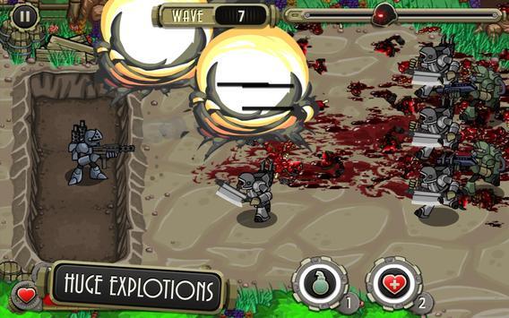 Peacekeeper - Trench Defense screenshot 11
