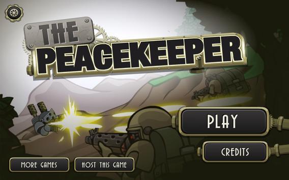 Peacekeeper - Trench Defense screenshot 12