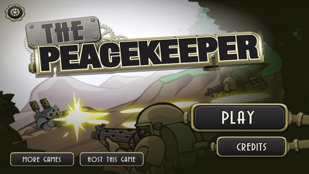 Peacekeeper - Trench Defense screenshot 5