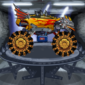 Mad Truck Challenge Racing icon