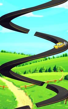 Spiral Death Well Car Stunt Rider screenshot 2