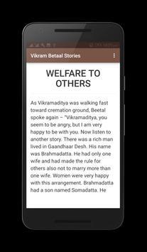 Vikram Betal Stories screenshot 6