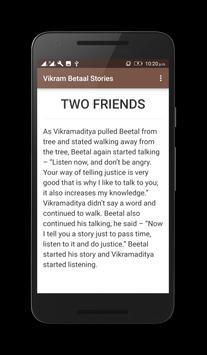 Vikram Betal Stories screenshot 3