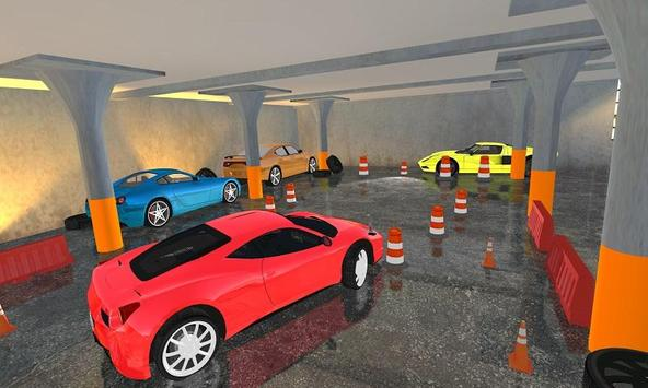 Luxury Car Parking Adventure 2017 apk screenshot