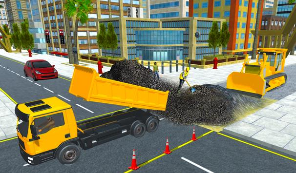 road builder construction sim games for android apk download