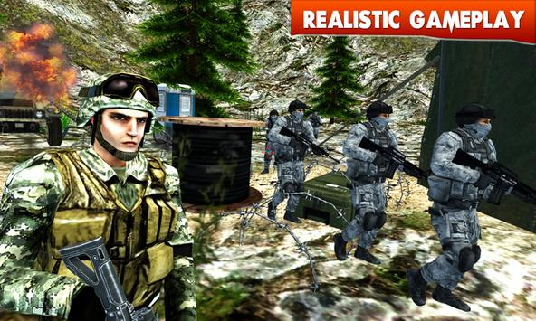 Commando Adventure Assassin 2 apk screenshot