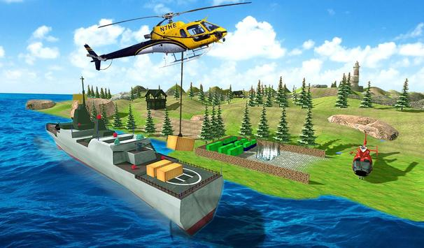 Helicopter Rescue Game Free screenshot 19