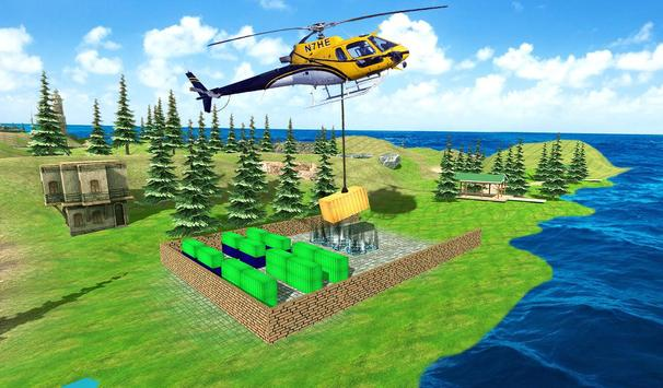 Helicopter Rescue Game Free screenshot 1