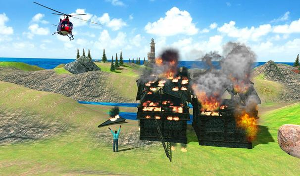 Helicopter Rescue Game Free screenshot 23