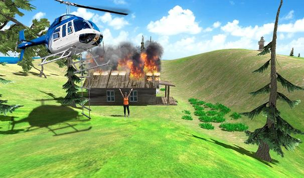 Helicopter Rescue Game Free screenshot 8