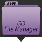 Go File Manager Lite icon