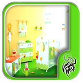 Garden Baby Nursery Design icon