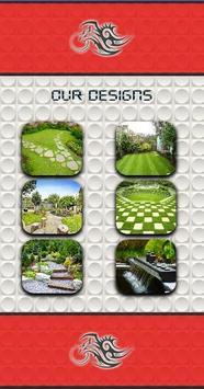 Garden Mulch Design Ideas poster