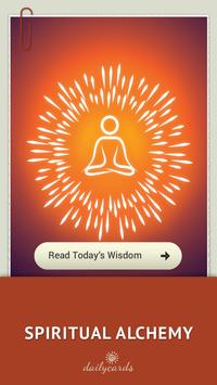 Spiritual Alchemy Dailycards poster