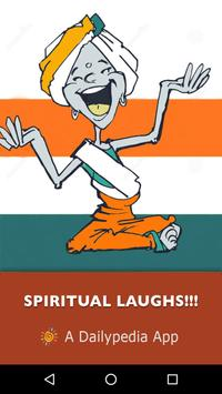 Spiritual Laughs Daily poster